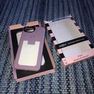 Lumee case (iPhone 6+/7+/8+)